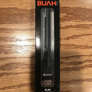 Buah Vape Pen Black SKU 757104358437
