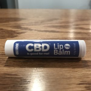 CBD Lip Balm SKU=861437000236