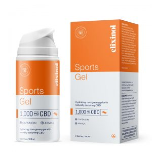 Elixinol Sports gel 1000mg