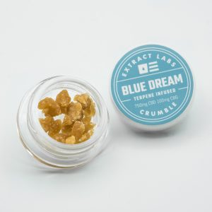 Blue Dream CBD Crumble SKU=ECBD