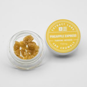 Pineapple Express CBD Crumble SKU=ECPE
