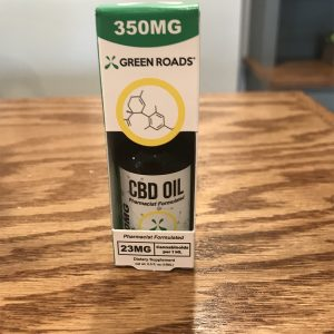 350mg CBD Oil SKU=083351767358
