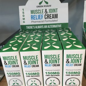 150mg Muscle and Joint Cream SKU=752830670723