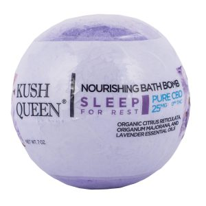 Sleep Nourishing Bath Bomb 25mg SKU=708744004123