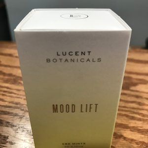 Lucent Botanicals Mood Lift CBD Mints 400mg SKU 857265008063