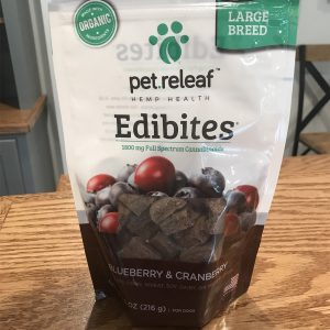 Blueberry Cranberry Edibites Large Breed 1800mg SKU=864178000282