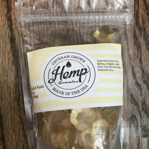 Gold Kush Hemp Extract Candy Drops – Die Free – 4oz SKU=VGDF4